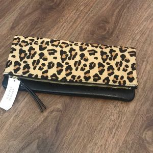 Beautiful Banana Republic Clutch